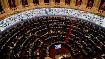 Postergan dictamen del proyecto de Presupuesto: Se tratará en la próxima sesión