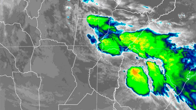 Renovaron alerta por tormentas: Cómo seguirá el tiempo el fin de semana