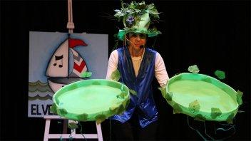 Este viernes, nueva función teatral para chicos en ImaginaTelón