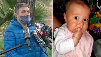 Bebita asesinada en tiroteo: