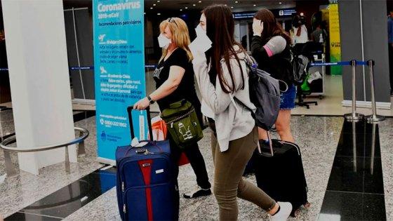 Reabrirán fronteras para turistas de países limítrofes: qué se les exigirá