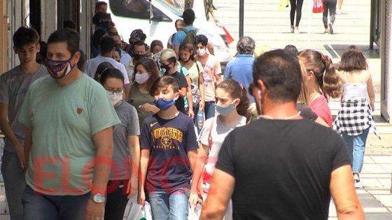 Reportaron 406 casos de coronavirus en 14 departamentos: Paraná sumó 186