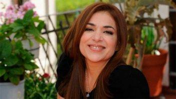 Claribel Medina apostó al amor con un hombre que se dedica a la construcción
