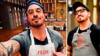 Fede Bal ve bien, pero usa anteojos: reveló el motivo