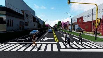 Repavimentarán y ensancharán calle Rondeau: la próxima semana será la licitación