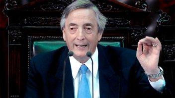 El PJ recordará a Néstor Kirchner con flores y la marcha peronista