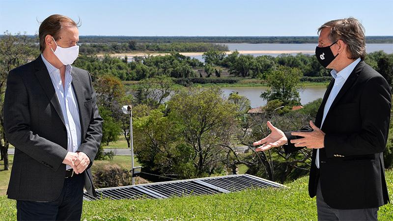El gobernador Bordet definió que Entre Ríos tendrá temporada turística