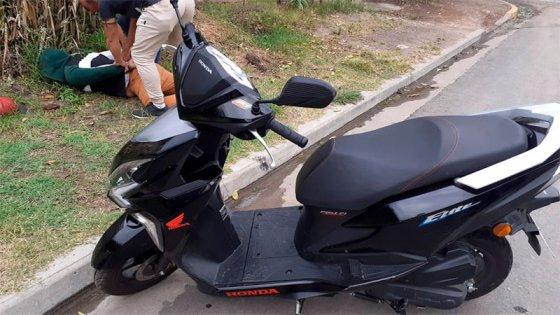 Pidió $25.000 de rescate por una moto, lo detuvieron pero ya está en libertad
