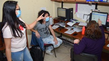 Estudiantes de Ciencias de la Salud iniciaron sus prácticas en el ámbito público