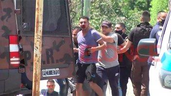 Imágenes: Hubo seis detenidos tras intensa balacera en barrio La Palangana