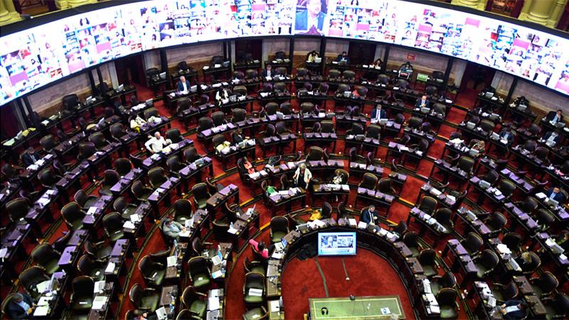 Sigue el debate por el Presupuesto en Diputados: Van más de 12 horas de debate
