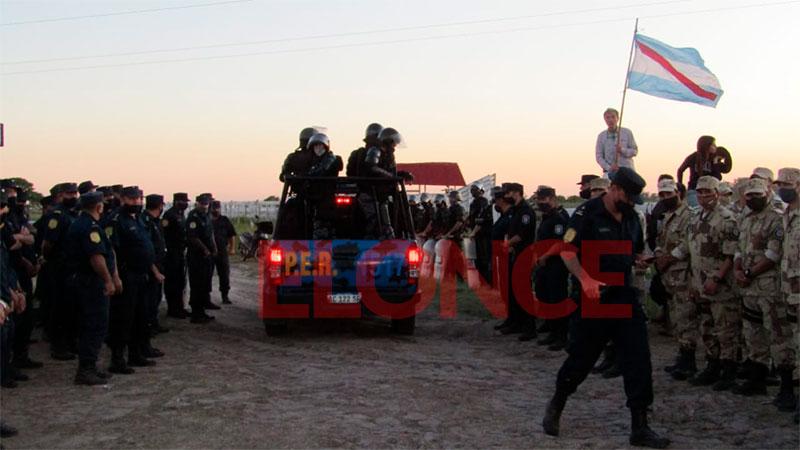 Casa Nueva: Se retiró Proyecto Artigas y Dolores Etchevehere quedó detenida