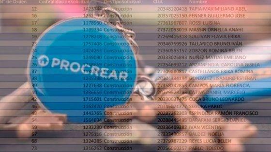 Procrear: El listado de los más de 42.000 beneficiarios que salieron sorteados