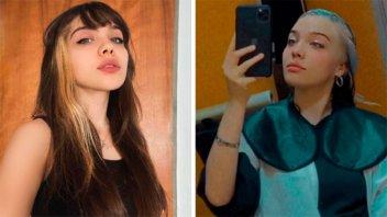 Malena Narvay cambió por completo su look