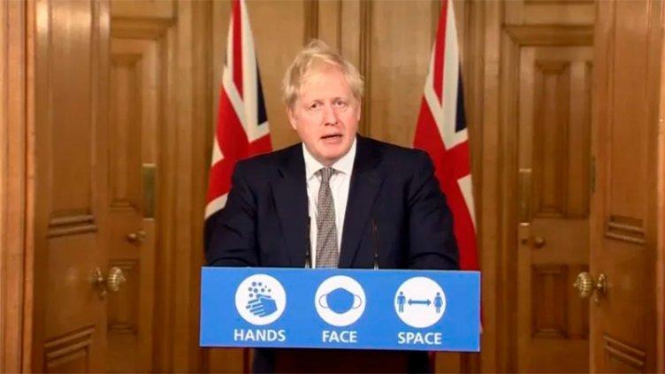 Gran Bretaña vuelve a la cuarentena y garantiza pago de sueldos a no esenciales