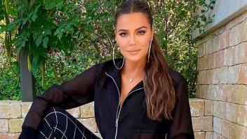 Khloe Kardashian sorprendió al contar que se contagió de COVID-19