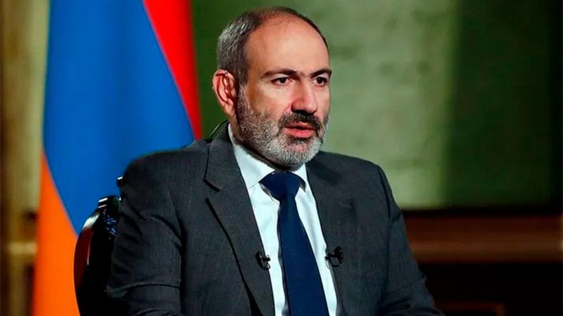 Nikol Pashinyan anunció el fin del conflicto entre Armenia y Azerbaiyán.