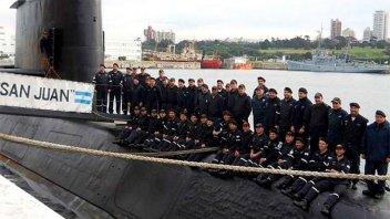 Homenaje a tripulantes del Ara San Juan: nadarán los 385 km del río Santa Cruz
