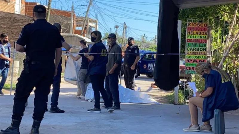 Doble homicidio en Rosario
