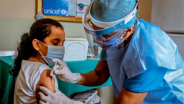 Unicef se alista para el transporte de las vacunas contra el Covid en 92 países