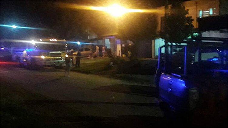 Hallaron muerta a una mujer en Colón e investigan un posible femicidio