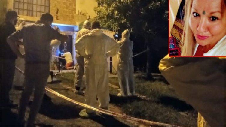 Presunto femicidio: Confirman identidad de la mujer y detienen a su ex pareja
