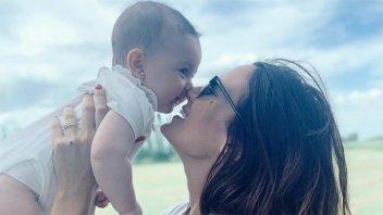 El profundo mensaje de Paula Chaves sobre la salud de su hija