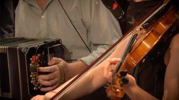 Ciclo Puentes en Elonce TV: Videos de una chacarera y un clásico de Charly