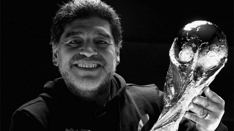 Diego Maradona será velado en Casa Rosada