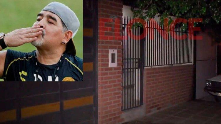 El día en que Maradona