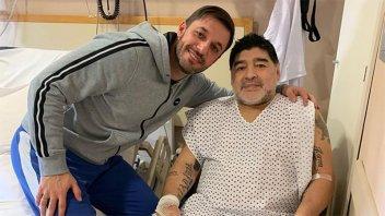 Revelan que Matías Morla es propietario de 30 marcas de Diego Maradona