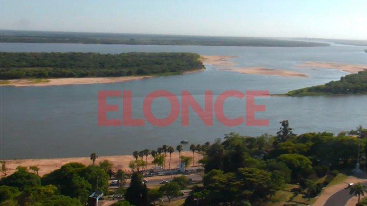 Una señal de alivio: En cinco días, el río casi triplicó su altura en Paraná
