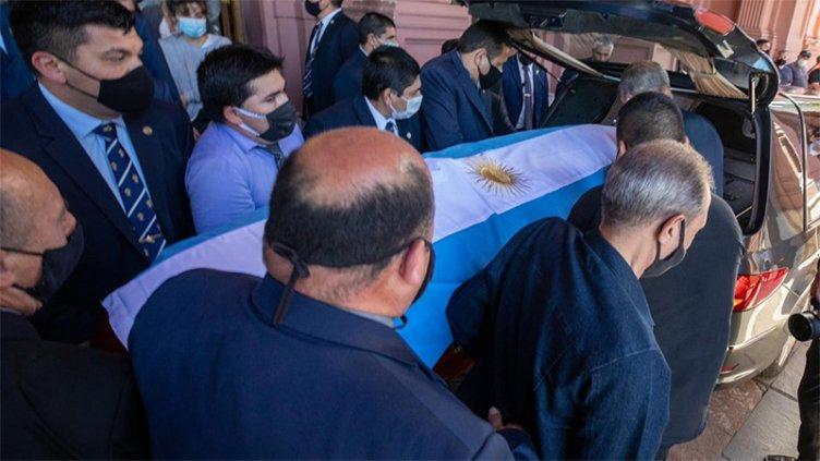 Surgieron nuevos datos en la reconstrucción de la escena de muerte de Maradona