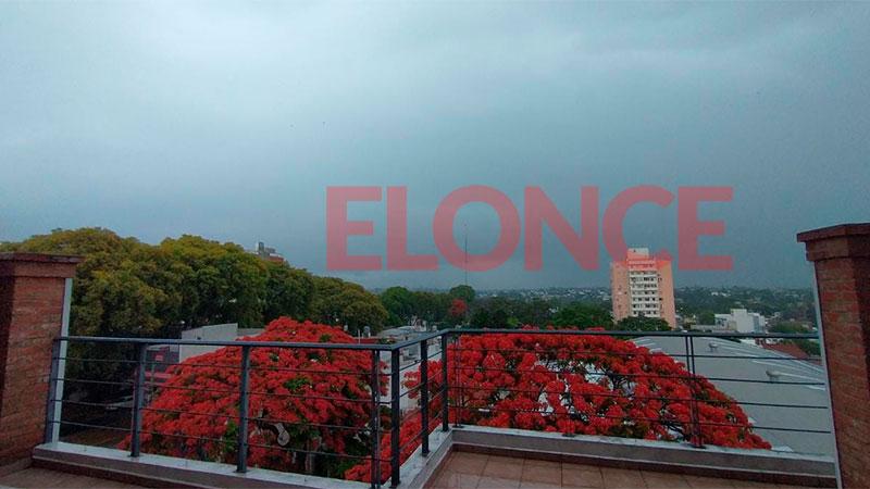 Llueve en Paraná y continúa alerta por