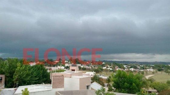 Alerta a corto plazo por tormentas en una zona de Entre Ríos y otra provincia