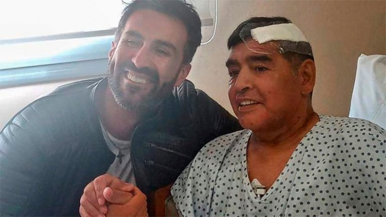 Giro en el caso por la muerte de Maradona: allanan casa y consultorio de Luque