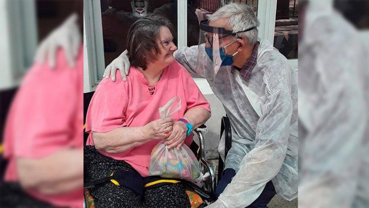 Restablecen visitas en geriátrico que registró contagios y fallecidos por Covid