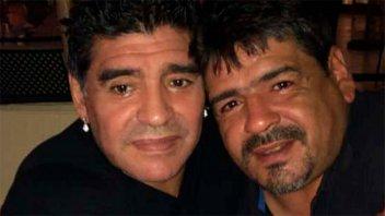 Hugo Maradona reveló el desesperado pedido que le hizo Diego antes de morir