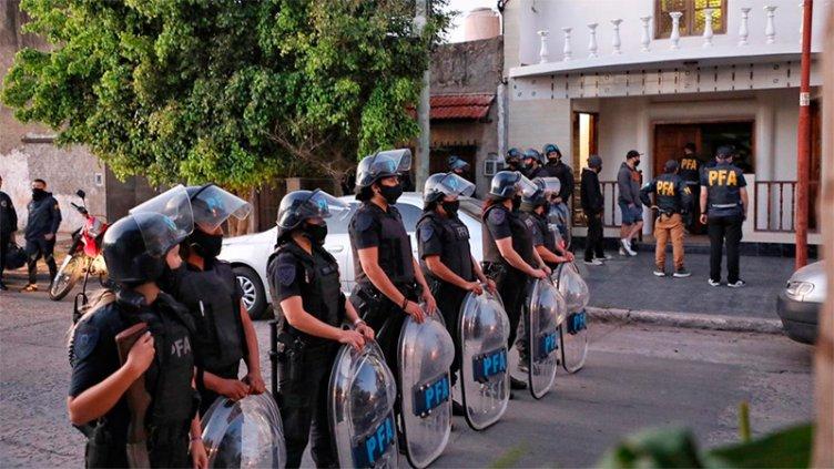 Desbaratan banda dedicada a la trata de personas: Un allanamiento fue en Paraná