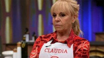 MasterChef Celebrity: el desafortunado error del programa con Claudia Villafañe