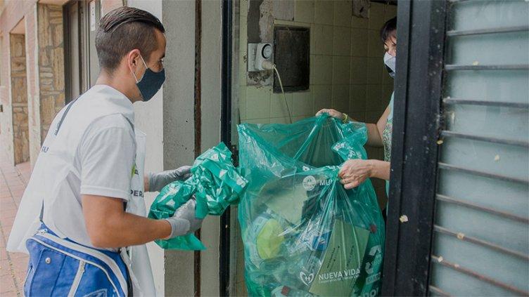 Balance positivo tras el inicio de la recolección diferenciada de residuos