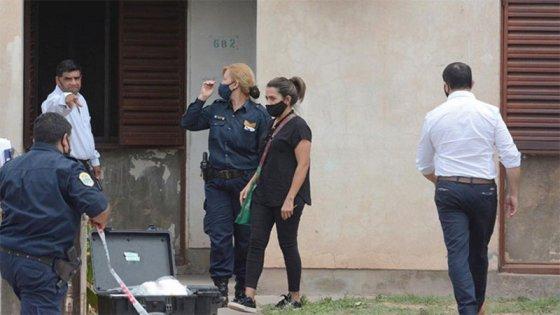Escalofriante: Asesinó de 12 puñaladas a su hijito de tres años mientras dormía
