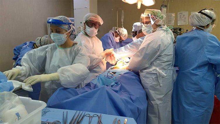 Se realizó una nueva donación de órganos en el hospital San Martín de Paraná