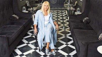 Claudia Villafañe quiere que sus nietos recuerden a Maradona