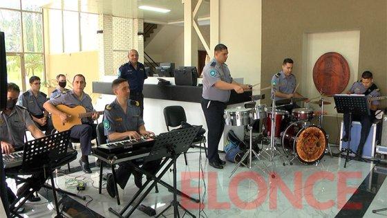 Ayudar Hace Bien:Así se prepara la Banda de la Policía para la jornada solidaria