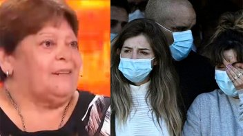 Estremecedor: Ana, la hermana de Diego Maradona, pidió