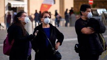 Covid-19 en Italia: reportaron casi 20.000 nuevos casos diarios