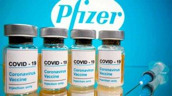 Pfizer demora las entregas de vacunas contra el coronavirus