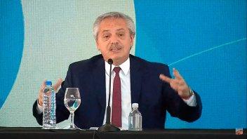 Alberto Fernández llega al Congreso: detalles de la ceremonia y en qué hará eje