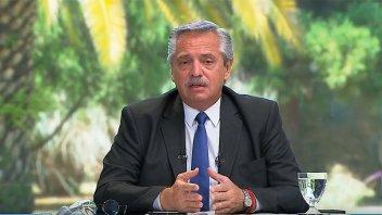 Fernández aclaró sus dichos al INADI: